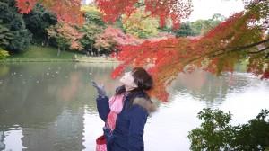 【愛の紅葉狩りレポ⑤】小石川後楽園紅葉が1番良かった!本当にお勧めデス
