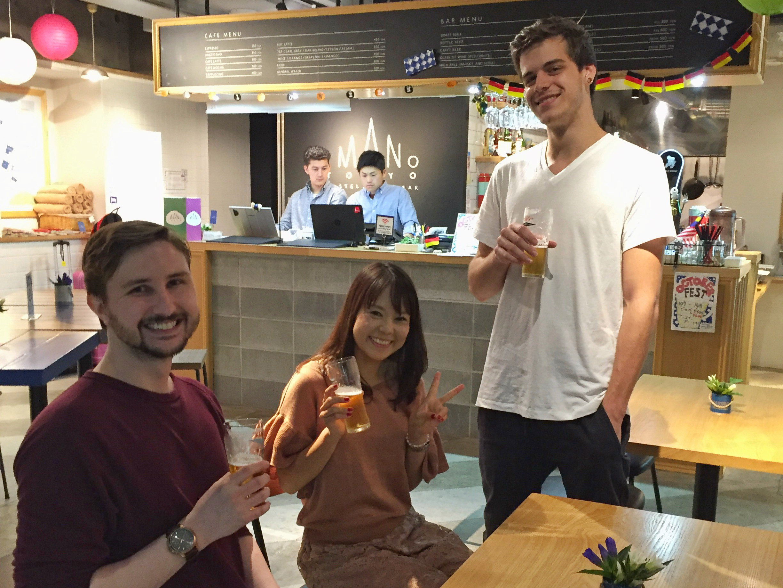 【シティリビング撮影】日本にいながら旅行気分!流行りのゲストハウス潜入