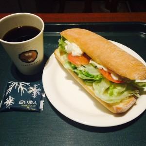 英国調の雰囲気のカフェ☆ISHIYA
