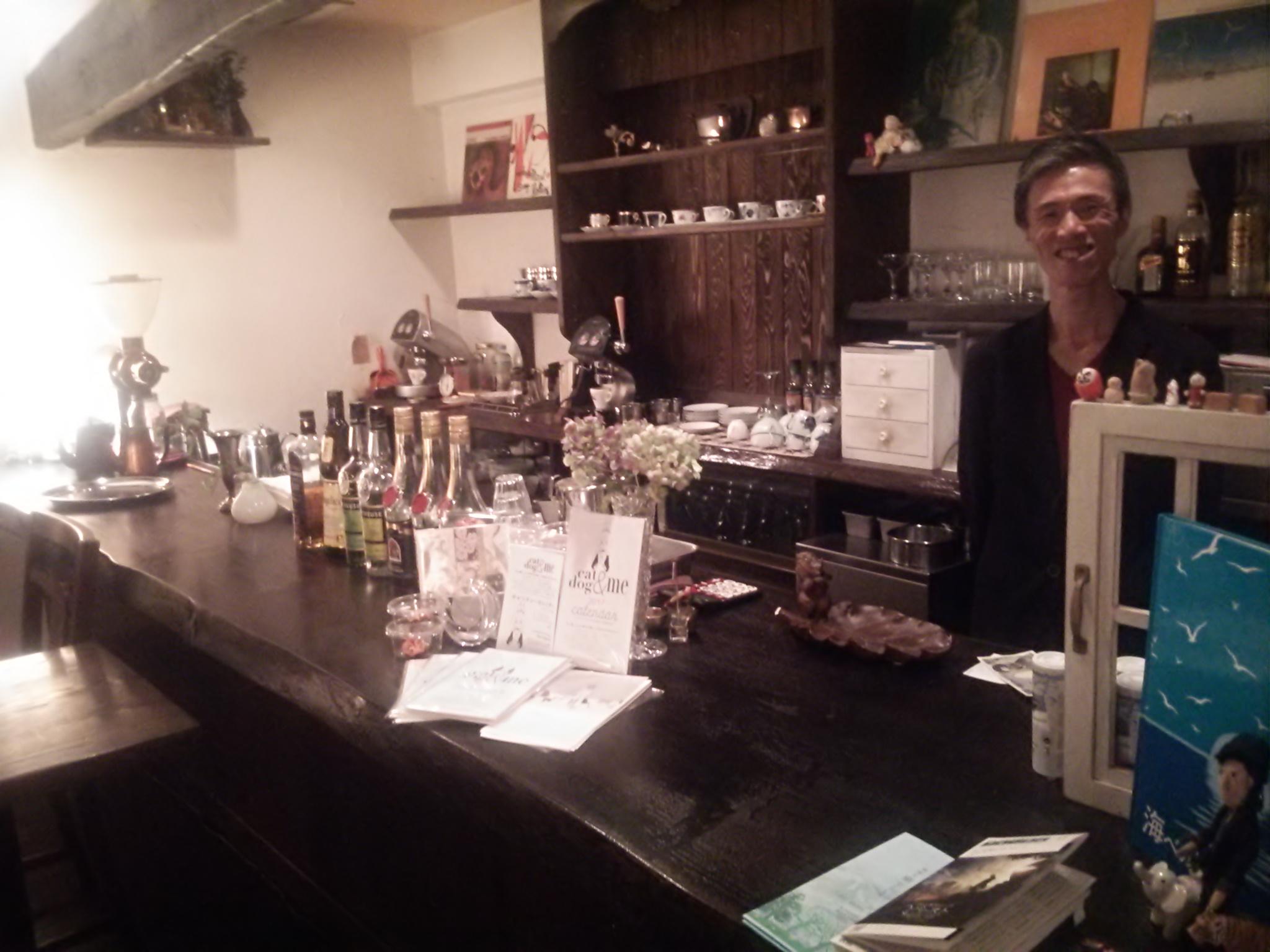 【Cafe*Vol.5】マスターの笑顔に癒やされる自分時間のカフェ
