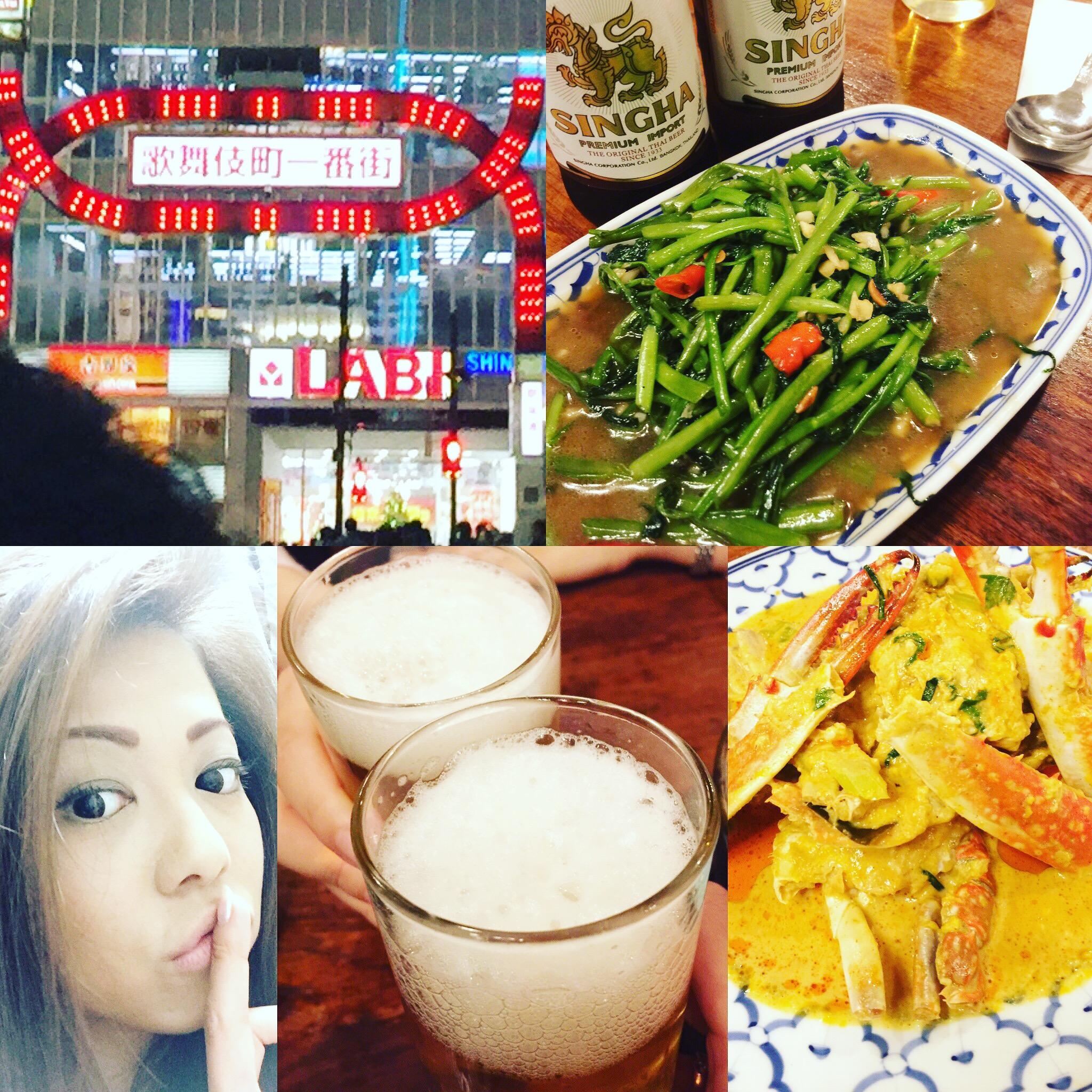 タイ好きな私がイチオシのタイ料理in新宿!