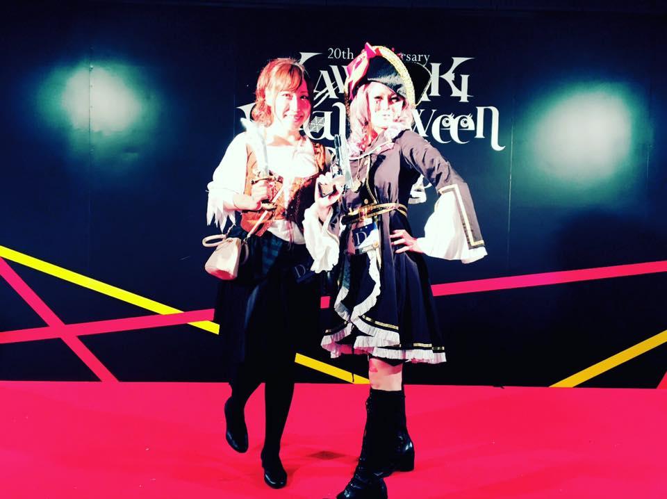 【ハロウィン】川崎Halloween パレードに参加しました!
