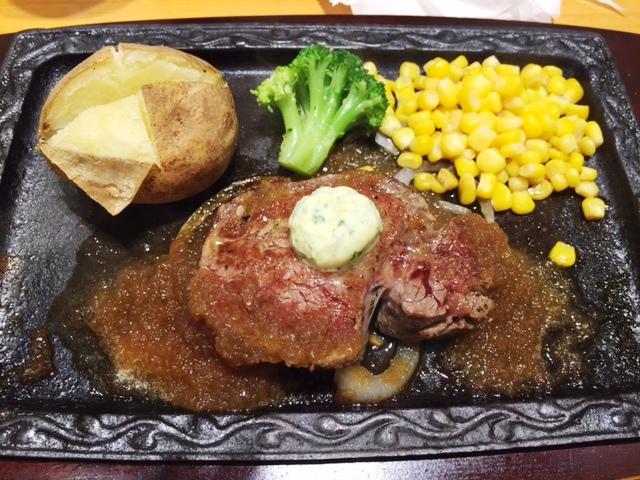 「ステーキの宮」でお肉を堪能(^u^)