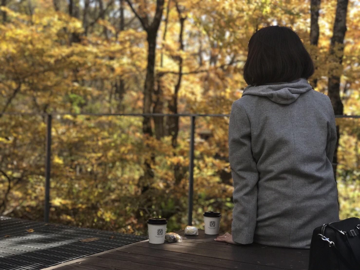 四季折々、魅力たっぷりな軽井沢のおしゃれ癒しスポット【紅葉】