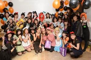 【編集部ブログ<TOKYO>】 「ハロウィンパーティー2016」を開催!