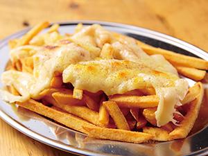 とろーり、くせになる チーズグルメ