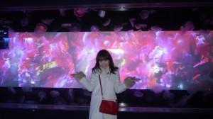 すみだ水族館×蜷川実花、クラゲ万華鏡トンネル&クラゲ水槽が幻想的世界☆