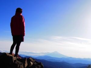 【山納め】2016年最後の登山は大菩薩嶺で富士山鑑賞