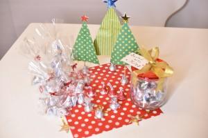 キスチョコでX'MasDIY☆手作り【クリスマスプレゼント】の作り方♪