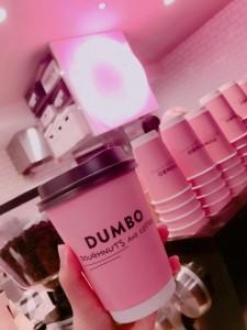 Instagramに載せたい!NY発!ピンクのコーヒー屋さんDUMBO
