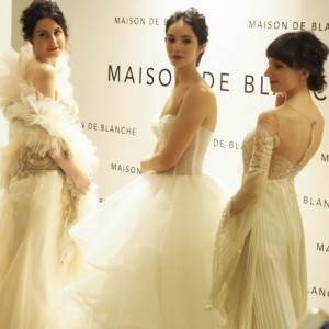 MAISON DE BLANCHE♡新作ウェディングドレス発表会