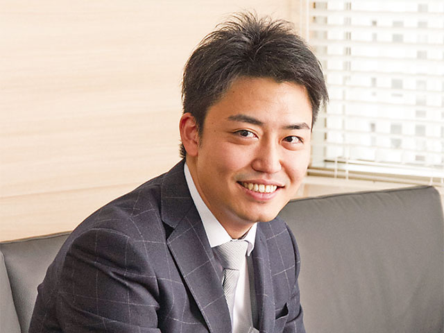 【vol.5】 三井不動産 関西支社 鈴木 達也さん