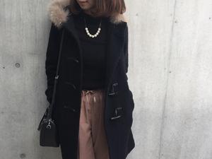【三尋木奈保のファッションチェック】おしゃれ上級者の淡色ボトム