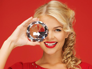 あなたの輝きはどれくらい? ダイヤモンドカラット診断