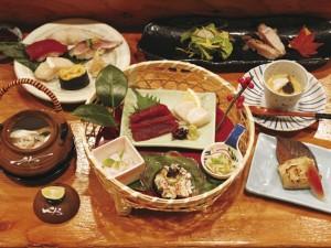 パティスリー ブール,寿司と和の食 みなみ