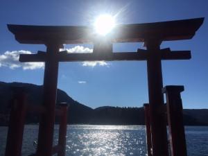 関東のパワースポット「箱根神社」で2017年初詣!箱根駅伝でも大人気!