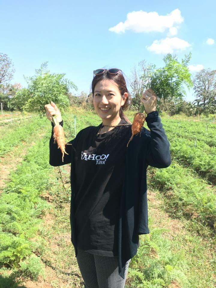 タイ・カオヤイ地方のオーガニック農園に訪問!