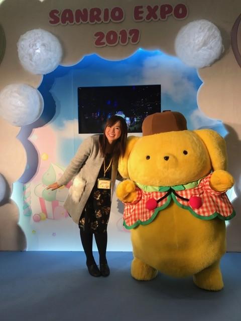 【ポムポムプリンアンバサダー】SANRIO EXPOに行ってきた!