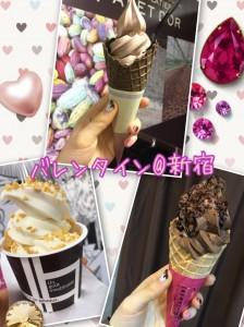 バレンタイン催事レポート②!まとめて回るなら新宿!