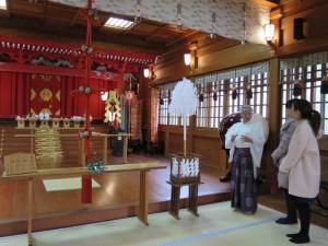 女性を災いから守る、湯津爪櫛のくし型お守♡大磯町・六所神社へ行く