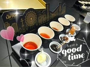 【習い事】銀座リプトンで紅茶のペアリング体験♡