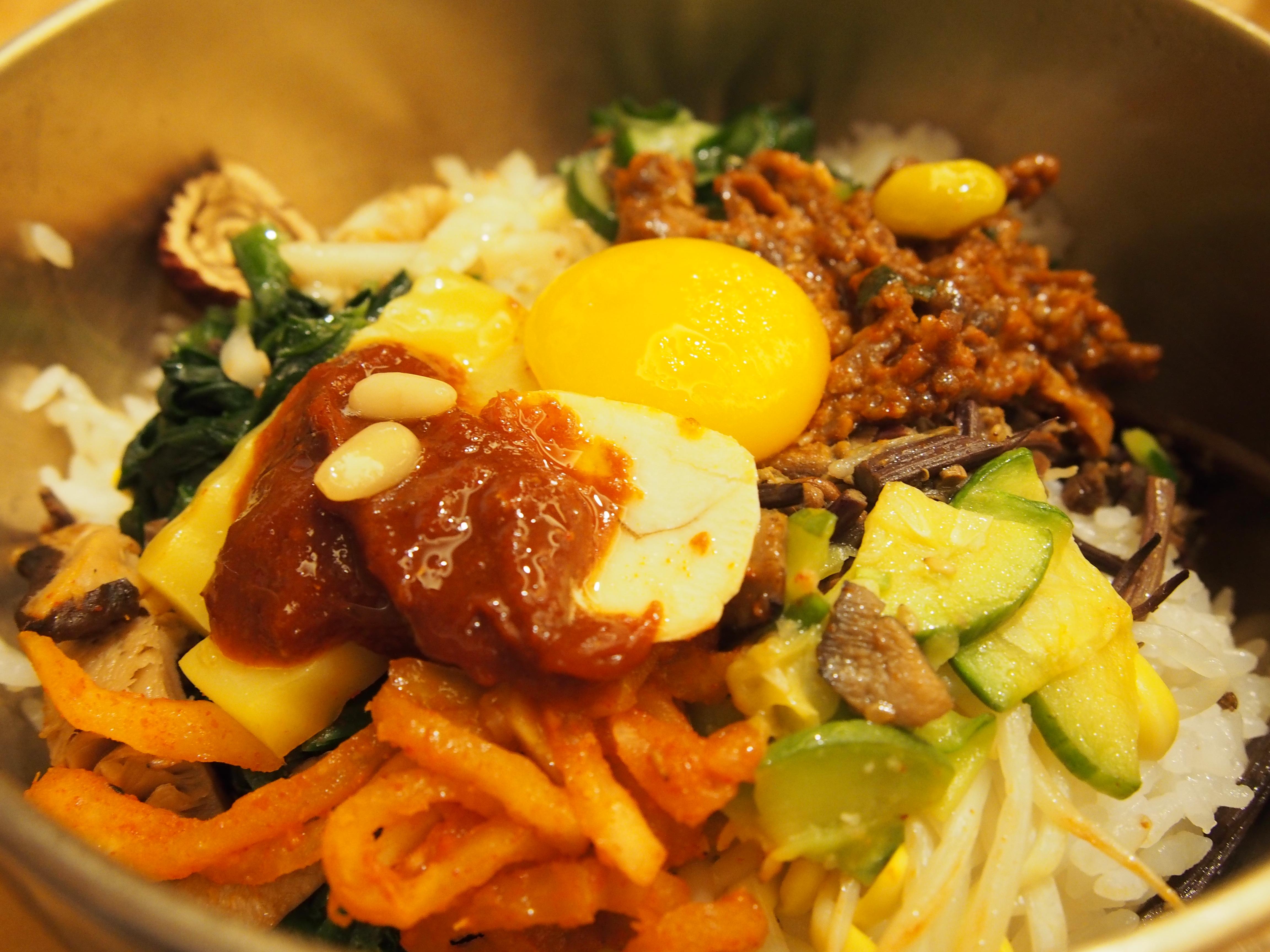 【韓国旅行④】ビビンバ発祥の地「全州」で、本場のビビンバを食べる