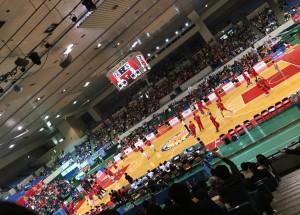 【Bリーグ】バスケ観戦ってこんなに楽しいの!?レディース応援団企画
