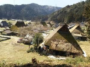 京都のドライブにオススメ!のどかな田舎風景が味わえる場所