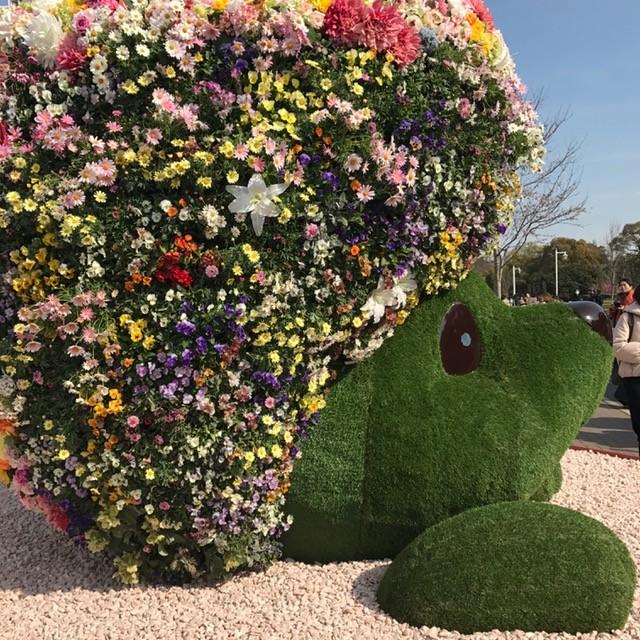 Garden Necklace YOKOHAMA 2017をお散歩♪