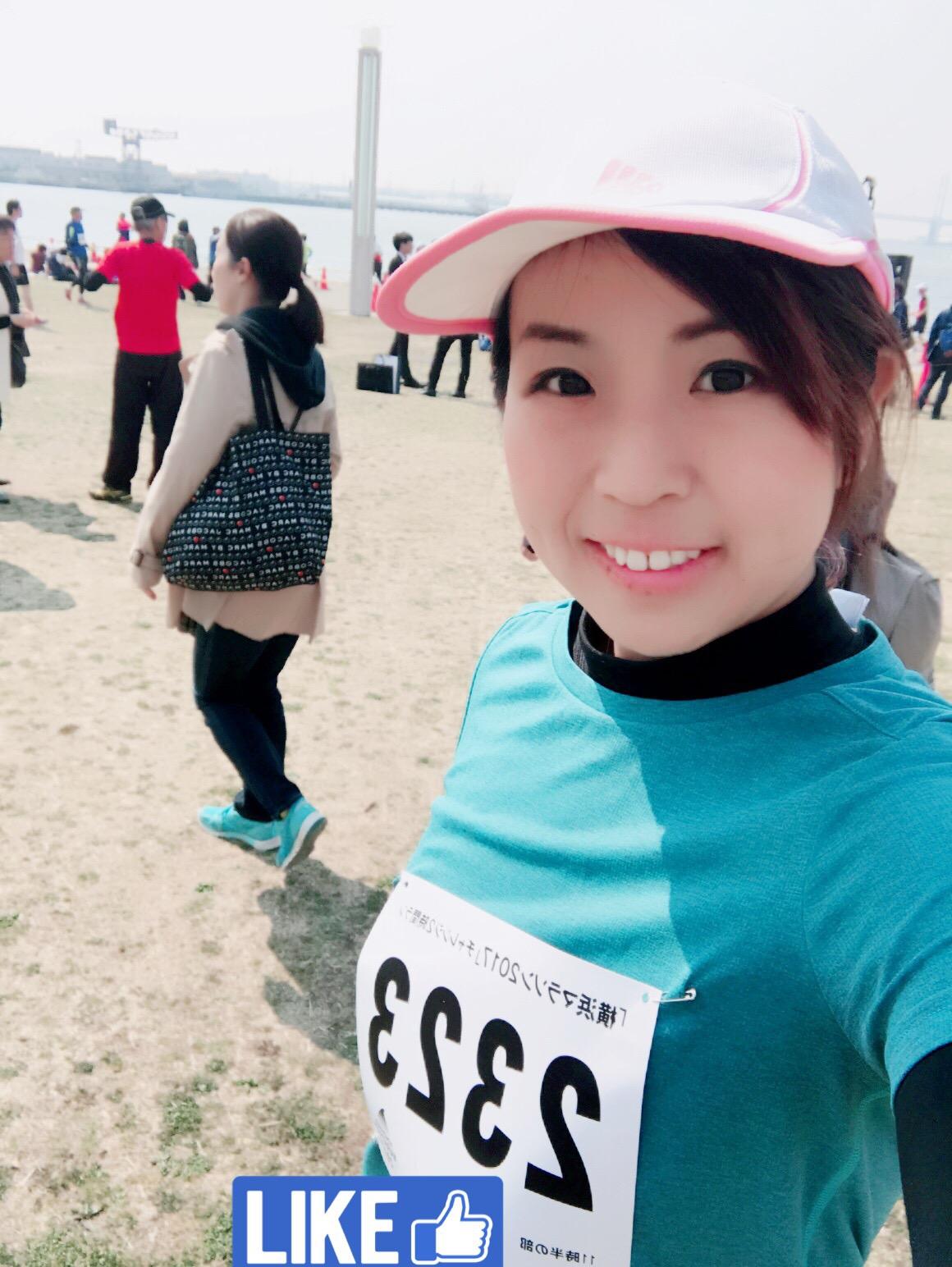 本日横浜マラソン申し込み開始!2時間で何周走れる?チャレンジ2時間ラン
