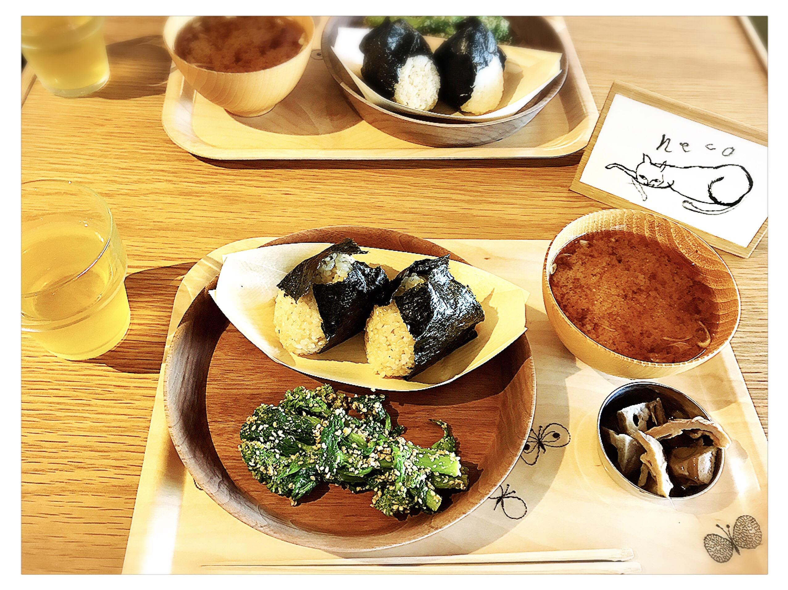 表参道にあるオシャレな北欧カフェでほっこりランチ