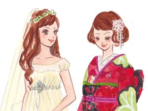 資料請求でプレゼントも! ドレス婚と和装婚のトレンドは?