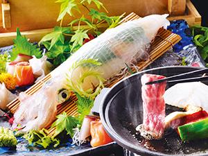 新鮮な魚介をゆっくり個室で!「博多中洲 旬菜万葉」