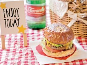 Hamburger × Picnic