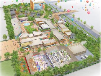 「Maker's Pier」「LEGOLAND®JAPAN」ほか