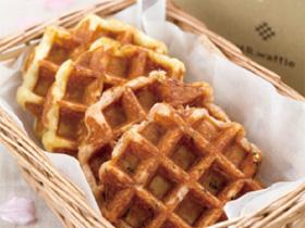 思わず食べたくなる甘い誘惑 本場の味を日本に伝える一枚