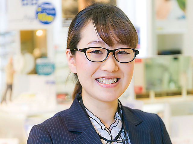 【vol.6】メガネのアイガン 濵 美紗緒さん