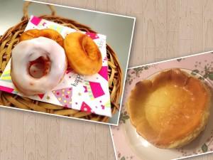 本格パテシエの料理教室♪レシピ搭載♡ベイクドチーズケーキ&ドーナツ♪