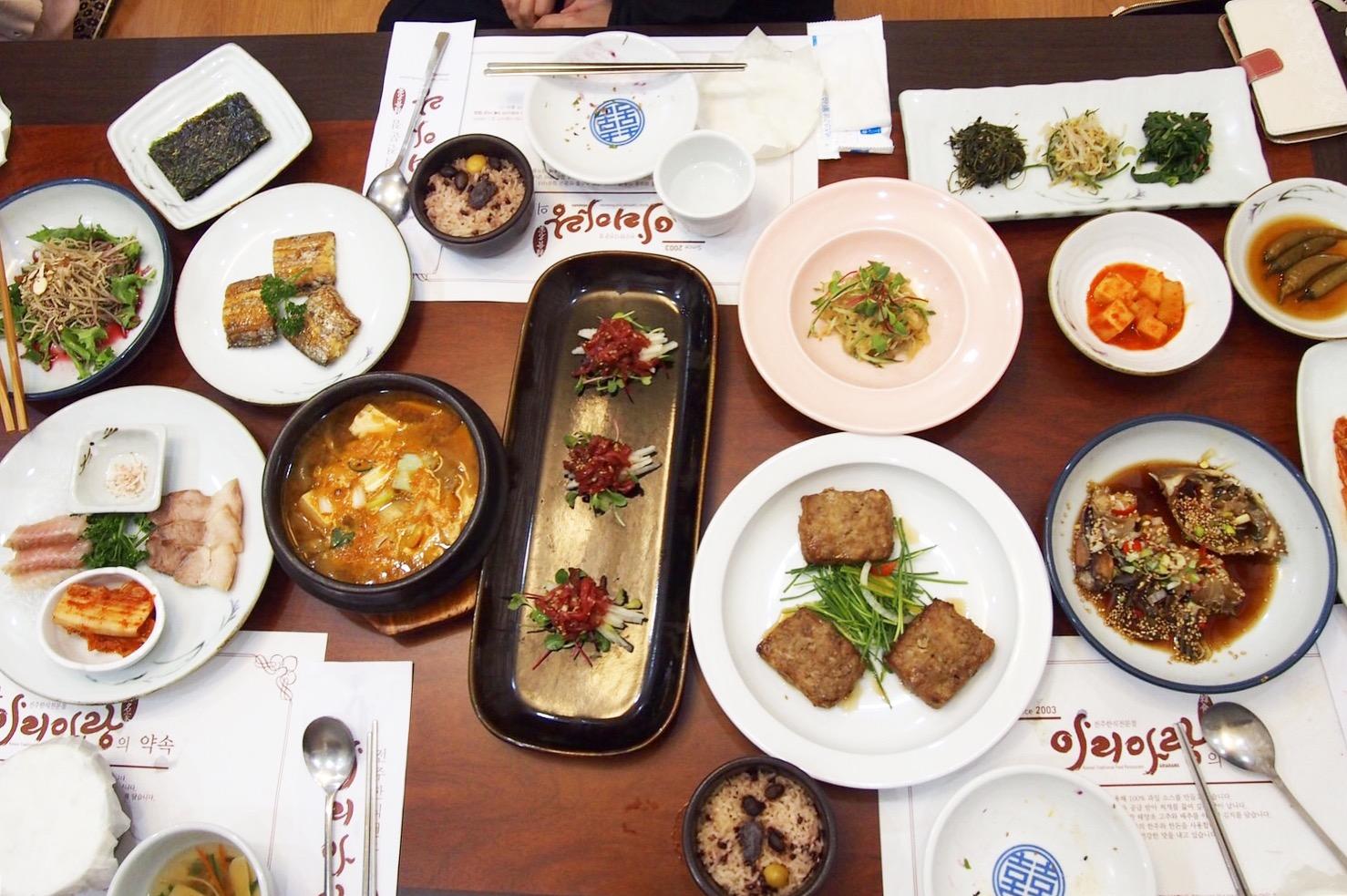 【韓国旅行⑥】食の聖地「全州」で、地元韓国人がおすすめする人気店