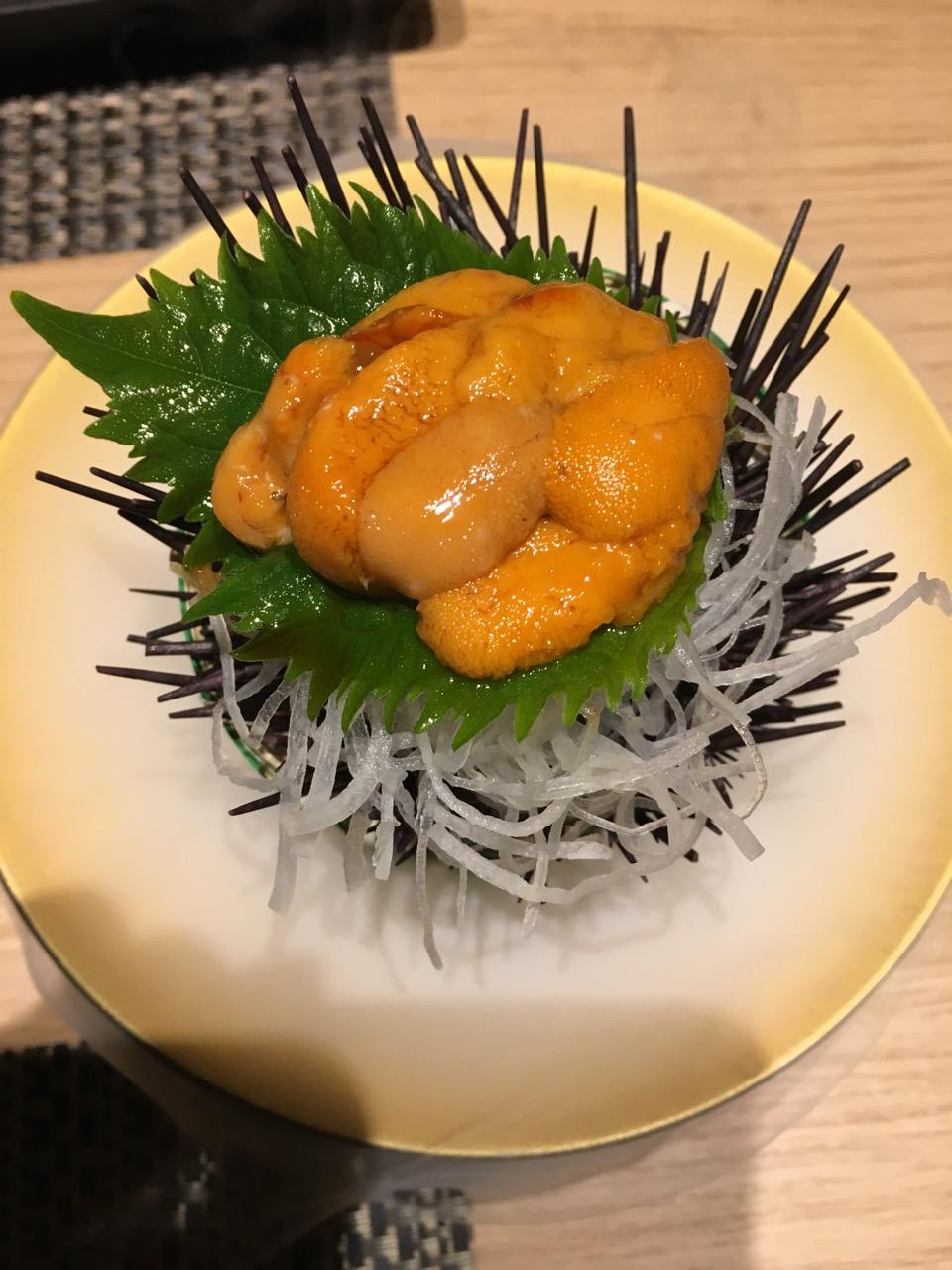 うにとえびの専門店『魚魚魚』
