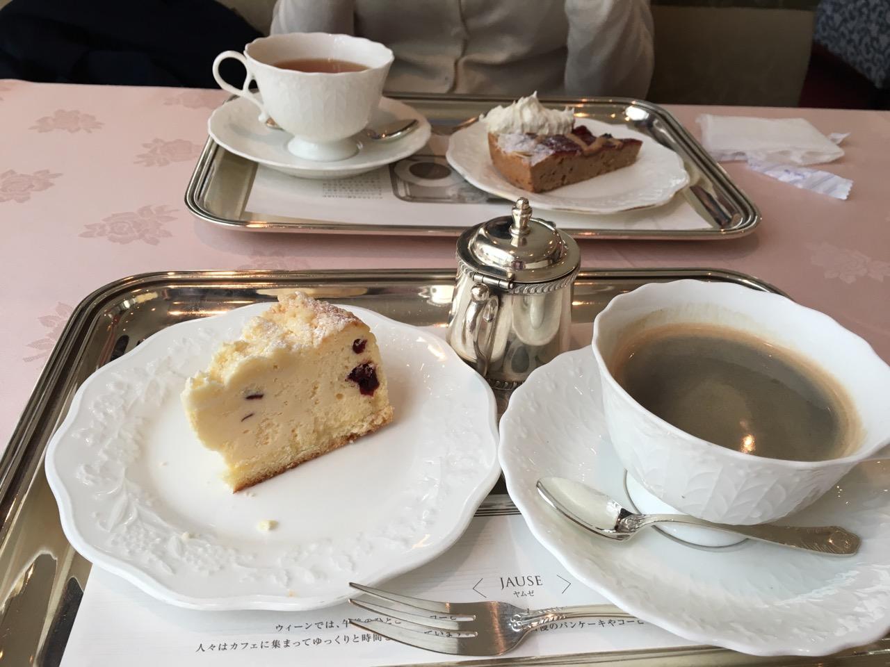 心が癒されるカフェ♡ウィーンの森