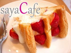 無料モーニングが食べれる巨大ケーキカフェ★アルカモカフェ札幌イケウチ