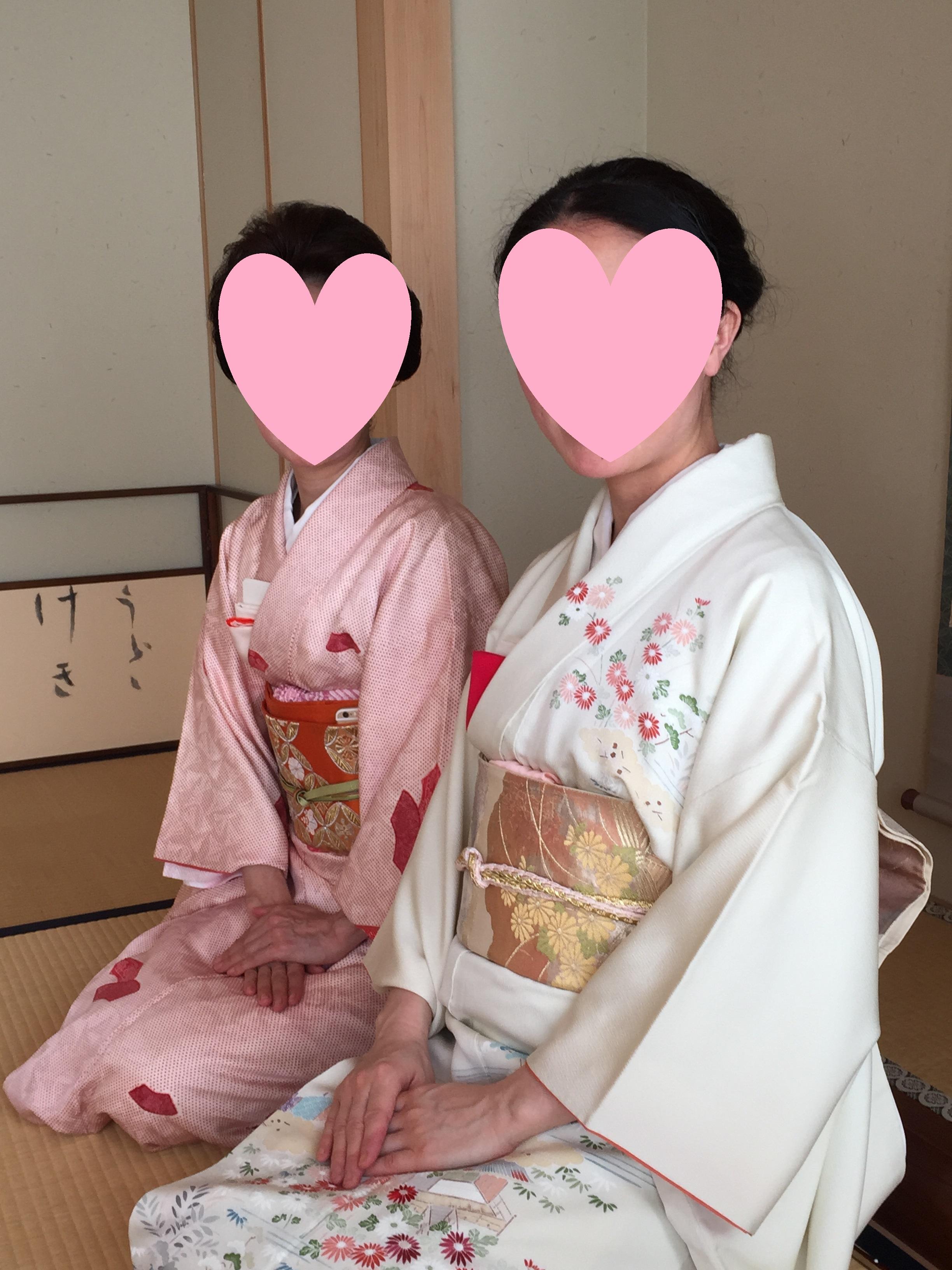 茶道のお稽古で女磨き中♪継続は力なり 4月で6年目となりました♪