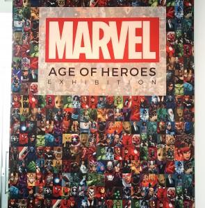 マーベル展 -AGE OF HEROES EXHIBITION-