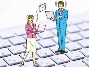デキる女のビジネスメール術 検定実施中