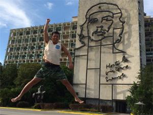 女性でも安心! サラリーマンが本気でもう一度行きたいと思うキューバ