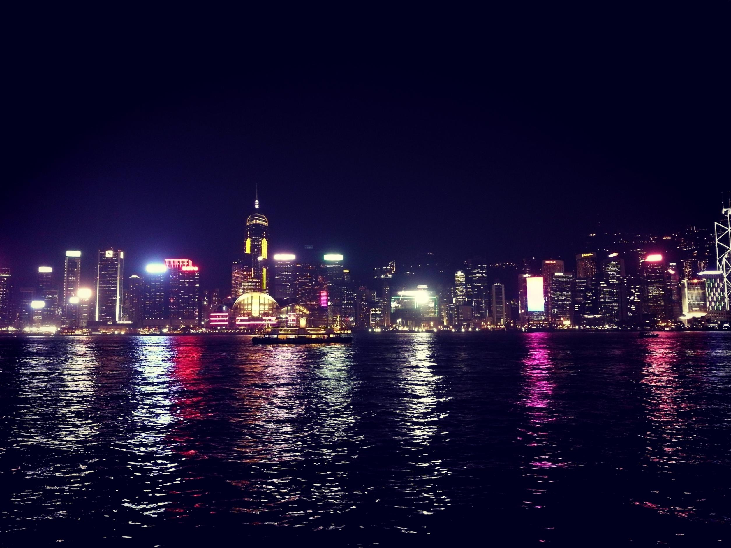 人生初の香港旅行☆事前準備が足りずに失敗、そして時々成功の4日間!!