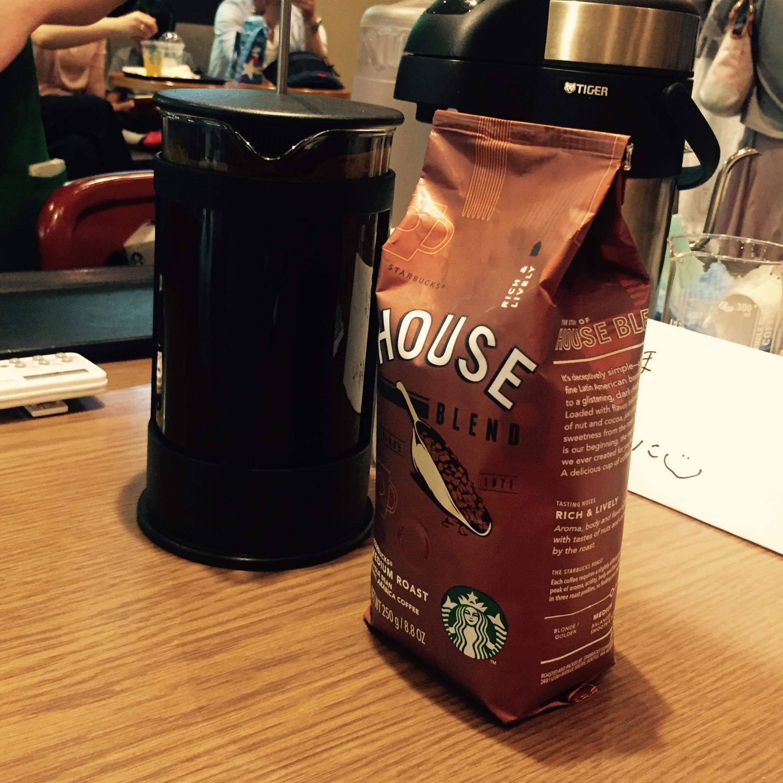 1000円で!スタバのコーヒーセミナー行ってきたよ!