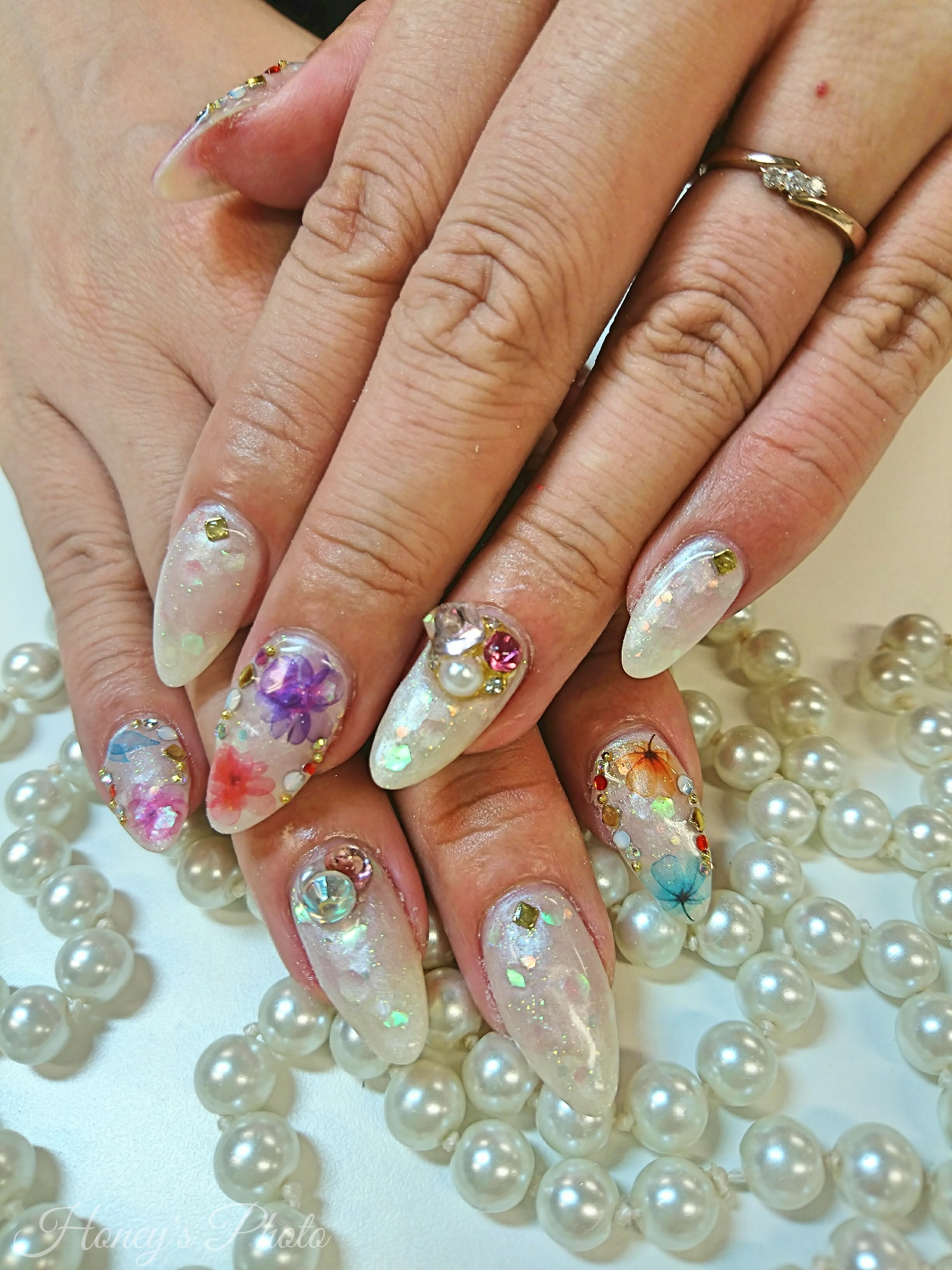 ☆Honey's Nail of May 2017☆