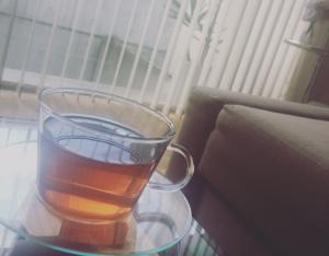 わたし史上、美味しさNO1の紅茶!はちみつ好きには・・・たまらなーい♥